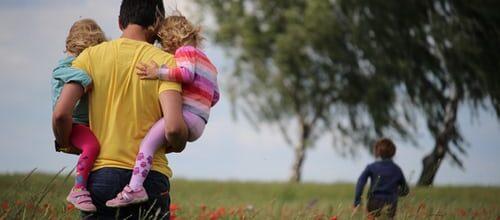 Jeres kærlighedsliv er børnenes rollemodel